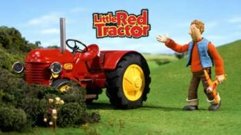 little_red_tractor